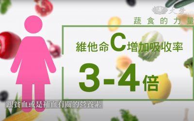 蔬食好氣色