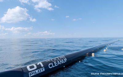 海洋回收系統